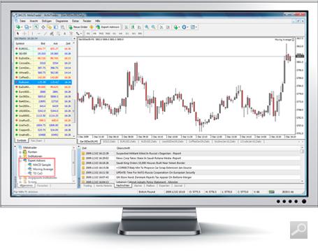 QTrade-FX Monitor